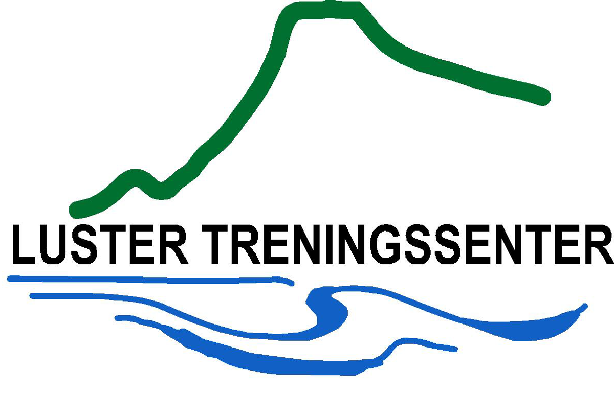 Logo, Luster Treningssenter AS